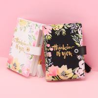 Lovedoki Mid Summer Series Thick Notebook Weekly Plan A6 Planner Creative Student Gift Diary Supplies Korean