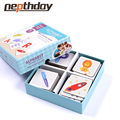 Early childhood memory matching Learning toys kids Painted illustration alphabet card Brain training toy for children 11-357