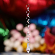 Annulus Подвеска из хрустальной люстры подвесные светильники полировка Свадебный дом