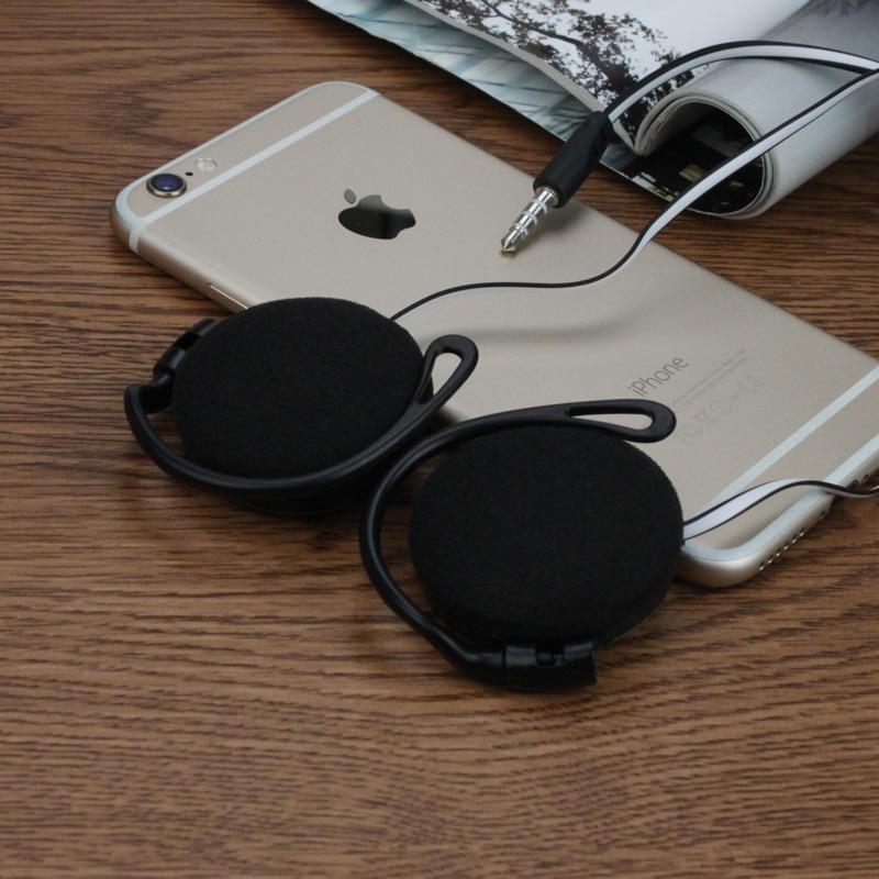 Venta caliente nueva! Shini Q140 Auriculares Estéreo EarHook - Audio y video portátil - foto 5