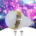 LED Light Bulb With Bluetooth Speaker 40 Watt Equivalent (6W) A19 Bulb Works with For Apple iPhone iPad Huawei and Android Phone