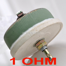 (10 pcs/lot) 100W 1 OHM High Power Wirewound Potentiometer, Rheostat, Variable Resistor, 100 Watts.
