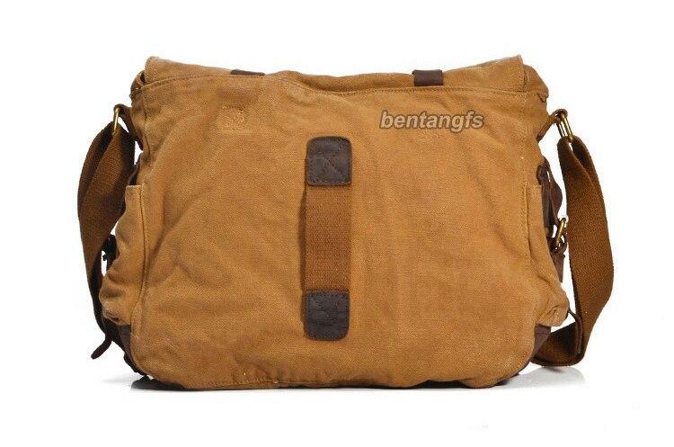 Image 4 - I AM LEGEND Will Smith military canvas   Genuine leather Men  messenger bag canvas shoulder bag men Crossbody Bag Casual Bag 2020bag  exchangebag towelbag england