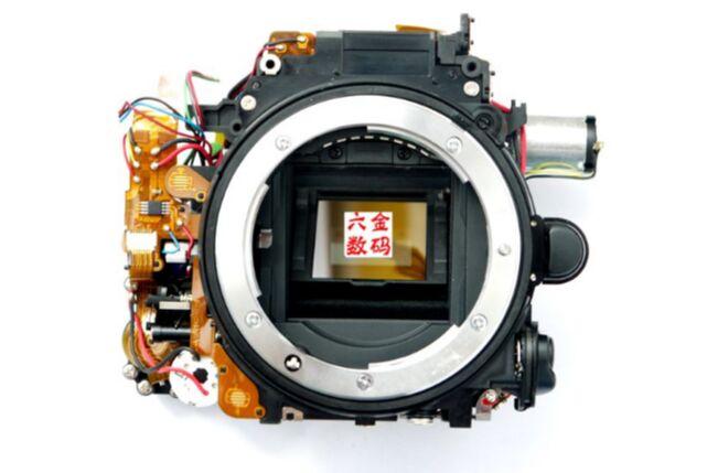 FREE SHIPPING! 90%new MIRROR BOX with Aperture,Shutter,Motor for Nikon D7000 small box Camera Repair Parts free shipping 90%new 5d small body for canon 5d mirror box without mirror slr camera repair parts