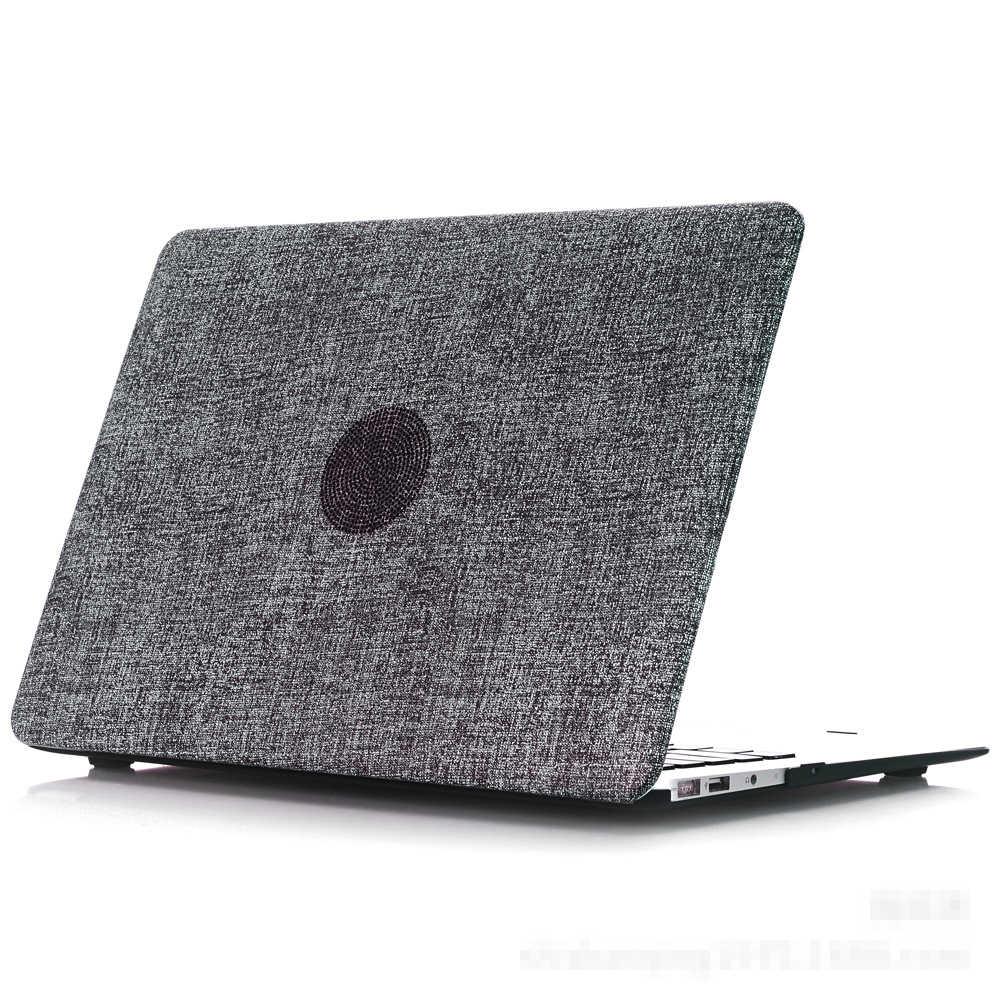 Nouvelle pochette d'ordinateur Cowboy pour Apple Macbook Air pro 11 13 15 pouces coque d'ordinateur portable pour nouveau 13 pro touch bar étui à manches clavier
