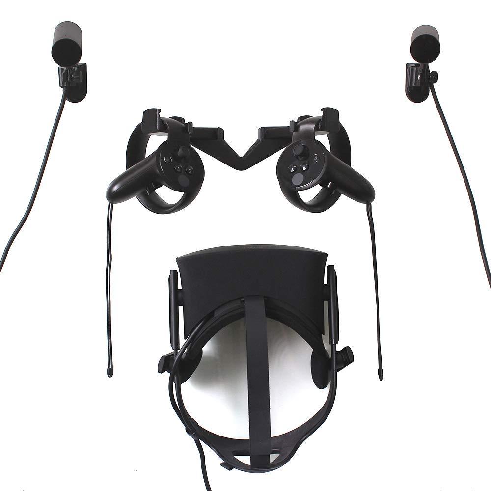 Utmerket For Oculus Rift cv1 VR Wall Hook Mount Stand Touch controller ZF-59