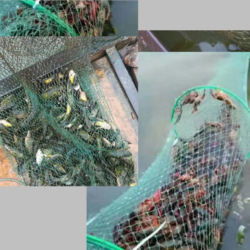 Rede de Aterragem de Pesca Brail Retrátil Engrenagem Ferramenta Sanlike
