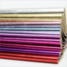 1pc A4 21 x 29cm PU leather fabric faux leather synthetic leather material for DIY fabric()