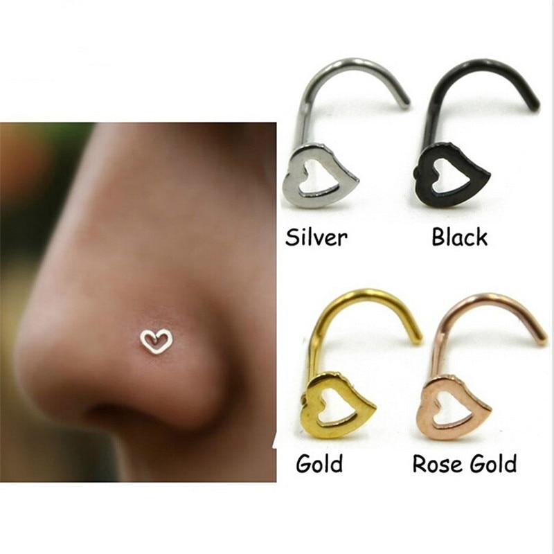 Пирсинг носа недорого