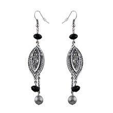 Fashion Earrings  Leaf Earrings (1 pair / lot) 100% Environmentally Friendly Materials Earrings Crystal Beads Earrings for Women