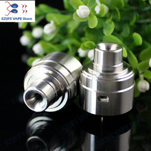 Electronic Cigarette mtl rda SXK intidia rda 316 stainless steel 22mm diameter drip atomizer rebuildable tank vape vs Profile RD все цены