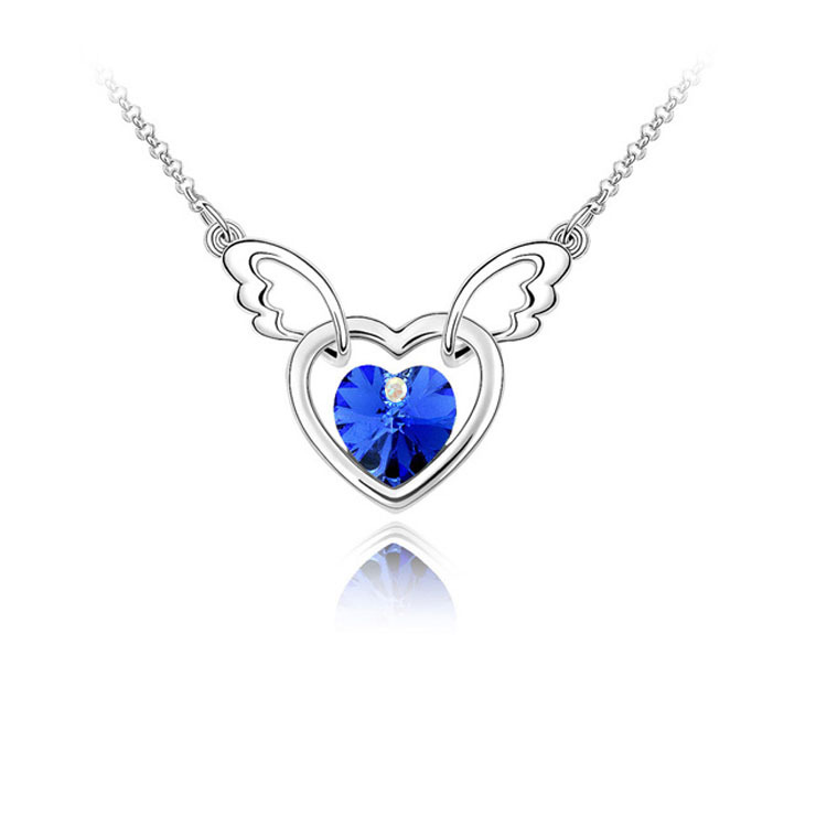 Love Heart Necklace 1