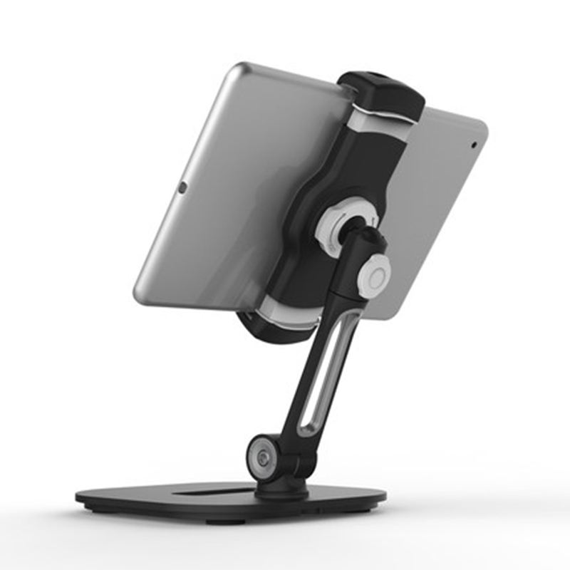 Aluminium Alloy Flexible Tablet Holder Stand for iPad Air 2/Air 1 People Bed Desktop Tablet Mount for iPad Mini 1234 iPhone 7 aluminum alloy clip on flexible neck stand mount holder for iphone 5 more black