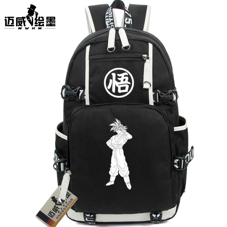 Anime Dragon Ball Cosplay Men and women shoulder bag student bag casual backpack child birthday gift anime assassination classroom cosplay fashion casual men and women travel bags birthday gift