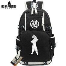 Аниме Dragon Ball Косплей Мужчин и женщин плечо мешок студент мешок случайные рюкзак для детей подарок на день рождения
