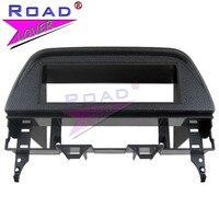 TOPNAVI Top Quality Car Radio fascia for Mazda 6/ Atenza 2002 2007 Double DIN Stereo dash Mount Kit Adapter Trim Panel Facial