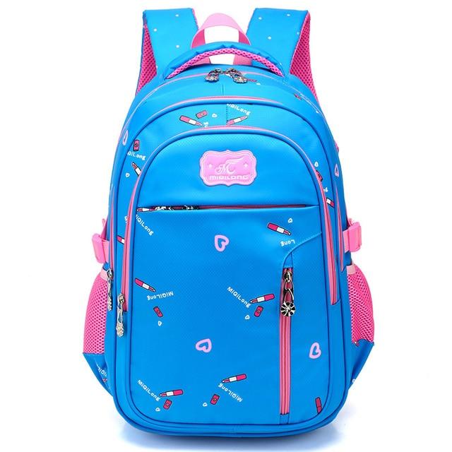 children school bags 2018 hot new teenagers boys girls big capacity school  backpack waterproof satchel kids d413327387074