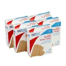 Бесплатная шт. доставка Высокое качество 90 шт./2 коробки дышащий водостойкий Ассорти пены стерильные клейкие бинты ранение группа помощи