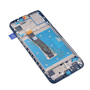 Image 4 - Orijinal LCD Huawei P akıllı için 2019 ekran dokunmatik ekran Digitizer P akıllı 2019 LCD POT LX1 LX1AF LX2J LX1RUA LX3 ekran