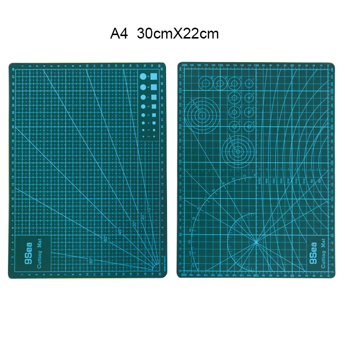 1 Pc/Lot Durable Double-Sided A4 30cmX22cm Cutting Pad & Mat For DIY Tool & Office Supply & Stationery