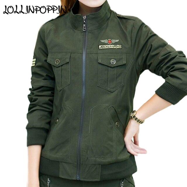 Jacke military damen