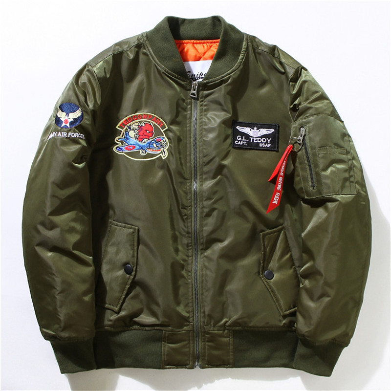 Compare Prices on Original Bomber Jacket- Online Shopping/Buy Low