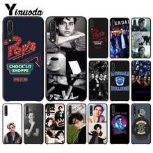 Yinuoda Riverdale Series Cole Sprouse Trendy Cute Phone Case for Huawei P9 P10 Plus Mate9 10 Mate10 Lite P20 Pro Honor10 View10(China)