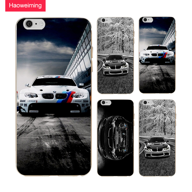 Cool Car Bmw M3 Logo Silicone Cover Case For Huawei P8 P9 P10 P20