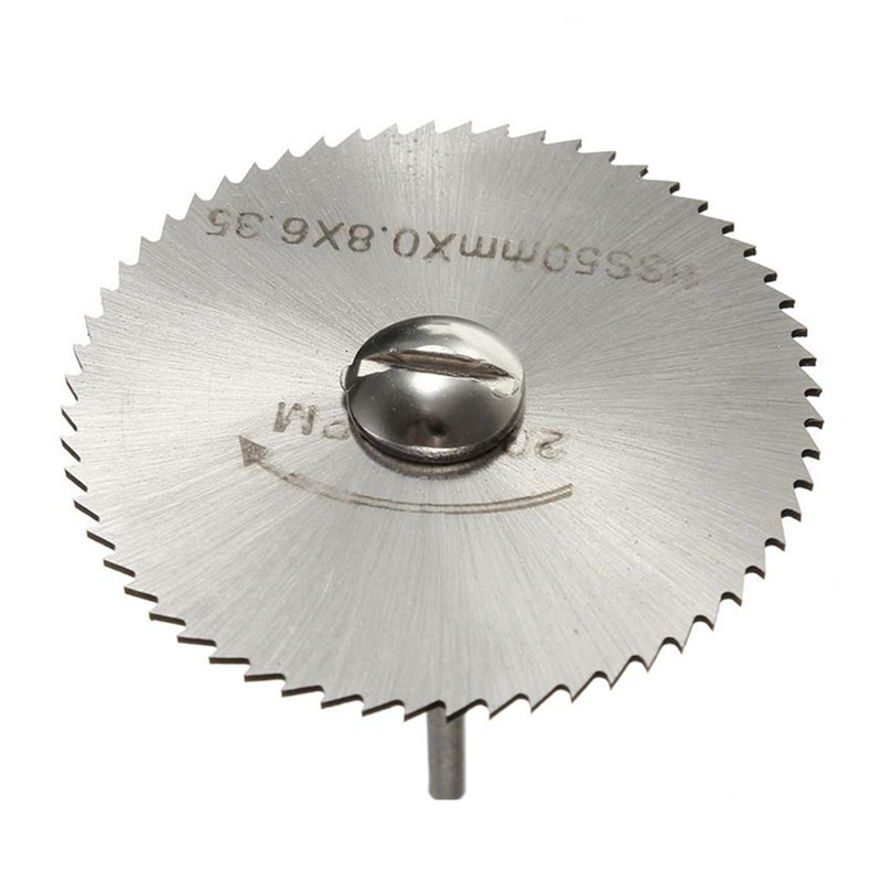 7PCS HSS Rotary Tool 22/25/32/35/44 / 50mm Hojas de sierra circular - Hojas de sierra - foto 4