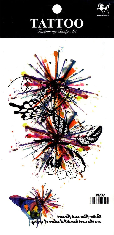 101+ Gambar Abstrak Untuk Tato Terlihat Keren