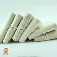 Organic Cotton Natural Colored Cotton Fabric Knitted Cotton 185 100cm