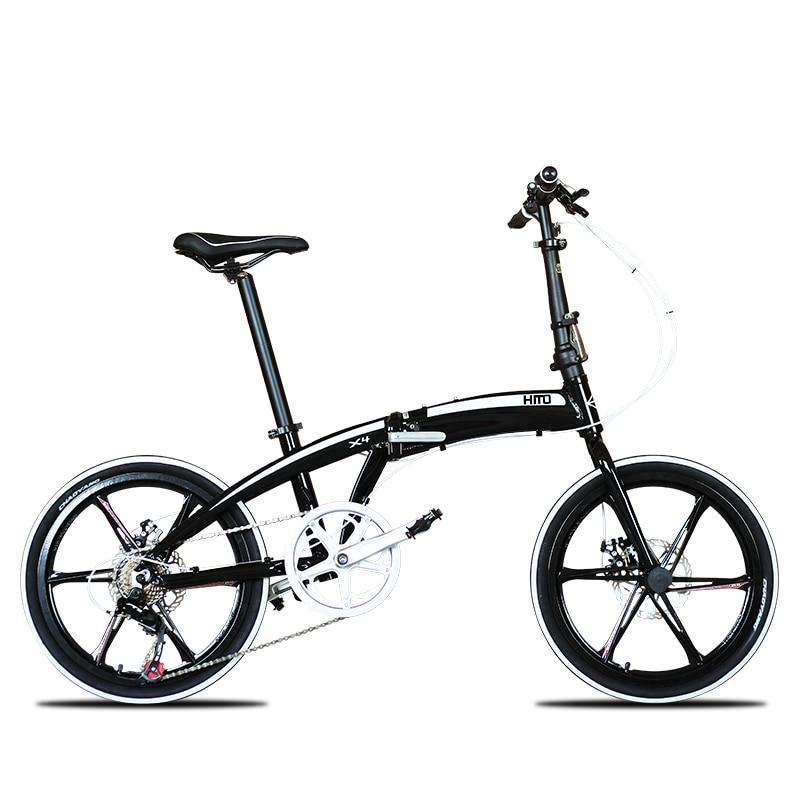 Neue marke 20/22 zoll aluminiumlegierung rahmen 7 geschwindigkeit - Radfahren - Foto 3