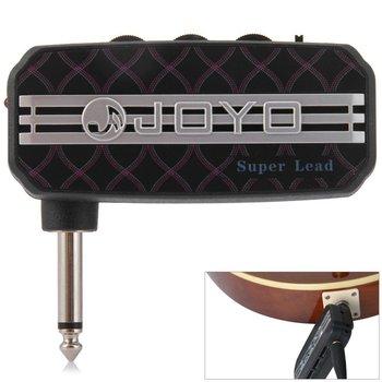 JA - 03 Mini Pocket Design Guitar Amplifier with Super Lead Sound Mini Guitar Headphone Amp Pocket Amplifier(Super Lead)