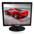 """17 """"/17 polegada vga/hdmi/av/tv interface não-toque industrial e uso doméstico monitor lcd, resolução 1280*1024"""