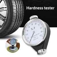 Shore Typ A/O/D Gummi Reifen A-härte Härte Tester Meter 0-100 HA sclerometer härte tester