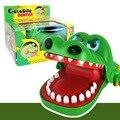 Большой Забавные Игрушки Novetly Крокодил Крокодил Стоматолог Bite, Finger Игры Забавные Игрушки для Детей Подарок