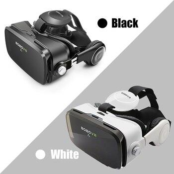 Virtual Reality goggle 3D VR Glasses Original BOBOVR Z4/ bobo vr Z4 Mini google cardboard VR Box 2.0 For 4.0-6.0 inch smartphone 4