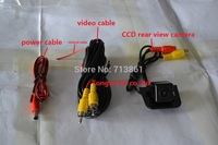 Fit For Toyota Prius Car Camera 100 Waterproof Reverse Parking CCD Wide Angle Color Camera With