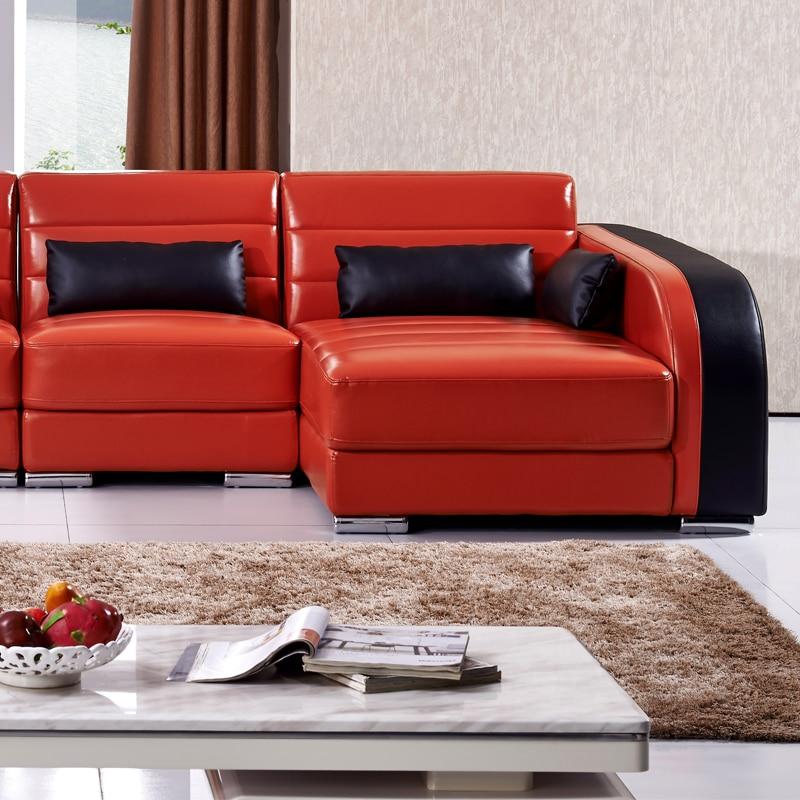 China proveedor de calidad grandes lotes muebles sofá de cuero S906 ...