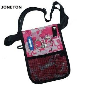 Поясная сумка, сумка для медсестры, портативный инструмент, быстрый мешок для сбора, Женский карманный маленький ремень, органайзер, бандол...