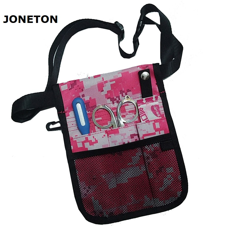 Waist Bag Nurse Pouch For Portable Tool Quick Pick Bag Women Pocket Small Belt Organizer Bandolera Enfermera Tookit Purse Female