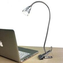 GLW 5W Led Table Lamp Reading Book Flexible 50cm Tube Desk Light  White Warm White Abajur para quarto Desk lamp Eyes protection