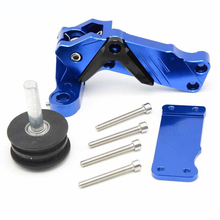 optional Motorcycle refires pieces motorcycle chain auto tensioner rubber chain tensioner  Aluminum alloy super стоимость