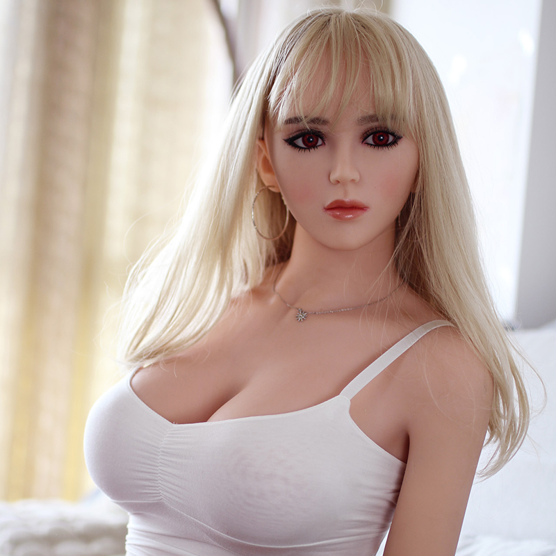 New 165cm Top Quality Real Silicone Sex Dolls Big Breast