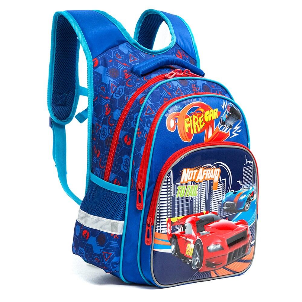 Waterproof Orthopedic Kids Backpack Primary School Bags Students Boys Girls New