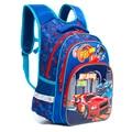 New Fashion Orthopedic Kids School Bags For Boys Car Backpack Girls Waterproof Primary School Backpacks Children Grade 1 3|School Bags|Luggage & Bags -