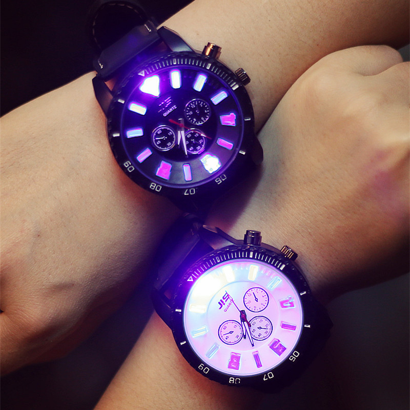 Men Special Offer Military Shock D Fashion LED Rubber 2018 Quartz Business Sport Watch Luxury Brand S Style Relogio Masculino