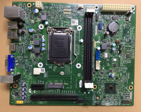 CN-02YRK5 02YRK fit for DELL Inspiron 3647 SFF Desktop Motherboard DIH81R/General 12127-1M HNJFV Mainboard 100%tested fully work ботинки женские dr martens 1460 pascal цвет синий 13512410 размер 4 37