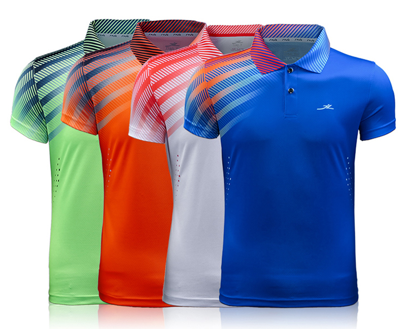 2019 New Badminton Shirts Men /Men  , Quick Dry Sports T-shirt, Table Tennis Shirts , Tennis Wear Shirts 2622