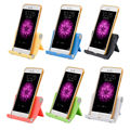 Car Mount Phone Holder Foldable Mobile Phone Holder Stand for Tablet and Smartphone Mount Support for Apple for Iphone